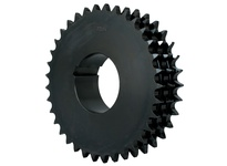E50R72 Triple Roller Chain Sprocket MST Bushed for (R1)