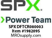 SPX DFTCR080003 TWL/LDF8 Crank (Head 3)