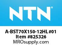 NTN A-BST70X150-12HL#01 Medium Size Ball Brg(Standard)