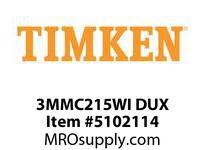 TIMKEN 3MMC215WI DUX Ball P4S Super Precision