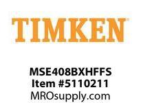 TIMKEN MSE408BXHFFS Split CRB Housed Unit Assembly