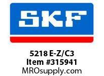 SKF-Bearing 5218 E-Z/C3