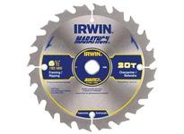 "IRWIN 14130 7-1/4"" x 24T Deck Blade Universal"