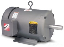 M3709 7.5HP, 3450RPM, 3PH, 60HZ, 215, 3640M, TEFC, F1