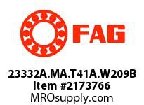 FAG 23332A.MA.T41A.W209B SPHERICAL ROLLER BEARINGS-SHAKER SC
