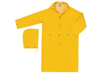 MCR 230CX4 Classic .30mm PVC/Poly KNEE LENGTH Coat YELLOW