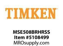 TIMKEN MSE508BRHRSS Split CRB Housed Unit Assembly
