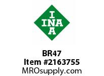 INA BR47 Snap ring housing
