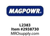 MagPowr L2383 HC2/EC2 STUB SHAFT ADAPTOR