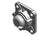 NTN CM-UCF209D1 MOUNTED UNIT(CAST IRON)