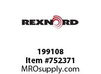 REXNORD 199108 597109 375.S71-8.CPLG STR SD