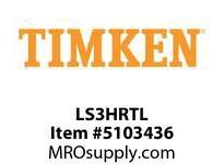 TIMKEN LS3HRTL Split CRB Housed Unit Component
