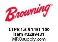 Browning CTPB 1.5 5 145T 100 MOTOR MODULES