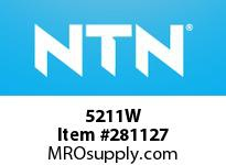 NTN 5211W DOUBLE ROW
