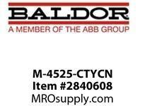BALDOR M-4525-CTYCN 3.39NM, 3500RPM, DC, 5524P