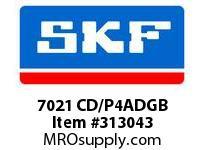 SKF-Bearing 7021 CD/P4ADGB