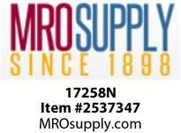 MRO 17258N 3/8 X 1/4 COMPXFIP WHT NYLN ELB