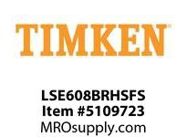TIMKEN LSE608BRHSFS Split CRB Housed Unit Assembly