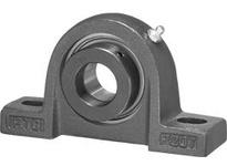 IPTCI SAP205-15-G Pillow Block Eccentric Locking Collar High Shaft Height Bore Dia. 15/16^^ Narrow Inner Race Insert