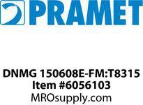 DNMG 150608E-FM:T8315