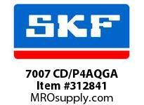 SKF-Bearing 7007 CD/P4AQGA