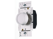 HBL-WDK RD603PDK DIMMER ROTARY 3WAY 600W 120V WH/IV