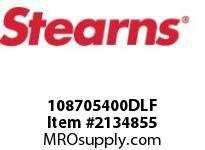 STEARNS 108705400DLF SVR-BRAKE-ASSY STD 8018455