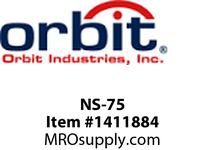 Orbit NS-75 EMT NAIL STRAP 3/4^