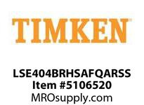 TIMKEN LSE404BRHSAFQARSS Split CRB Housed Unit Assembly