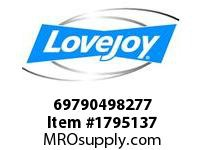 LoveJoy 69790498277 SLD 1750 IN 6-7/16