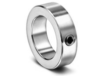 Climax Metal LC-043 7/16^ ID Lt Dty Steel Zinc Plated Shaft Collar