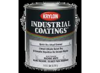 KRY K00787253-16 Industrial Quick Dry ALK Enamel Clear Base Krylon 1gal. (4)