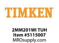TIMKEN 2MM201WI TUH Ball P4S Super Precision