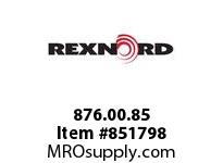REXNORD 876.00.85 FG500-630M XLG XLG500 630MM WIDE FLUSH GRID MATTOP