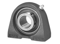 IPTCI Bearing UCPA206-18 BORE DIAMETER: 1 1/8 INCH HOUSING: TAPPED BASE PILLOW BLOCK LOCKING: SET SCREW
