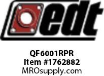 EDT QF6001RPR RADIAL POLY-ROUND(R) 6001