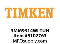 TIMKEN 3MM9314WI TUH Ball P4S Super Precision