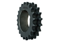 D80BTB21H (3020) Double Roller Chain Sprocket Taper Bushed