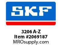 SKF-Bearing 3206 A-Z