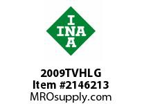 INA 2009TVHLG Thrust ball bearing
