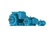 WEG 33018EP3Y355M/L-W22 330KW 1800RPM TEFC HIGH 3 60/50 460//380-415/660-690V 355M/L-W22 TRU-METRIC IEC-CI