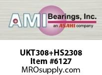 AMI UKT308+HS2308 1-3/8 HEAVY WIDE ADAPTER TAKE-UP