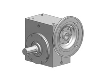 HubCity 0270-09170 SSW324 50/1 B WR 56C SS Worm Gear Drive