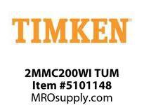 TIMKEN 2MMC200WI TUM Ball P4S Super Precision