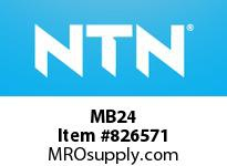 NTN MB24 Locking washer for sleeve