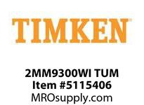 TIMKEN 2MM9300WI TUM Ball P4S Super Precision