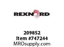 REXNORD 209852 12369 550.S52P.ASSY BRK PIN