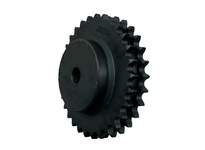 D160C35 C-Hub Double Roller Chain Sprocket