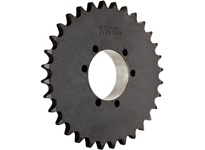 60SK35 Roller Chain Sprocket QD Bushed