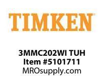 TIMKEN 3MMC202WI TUH Ball P4S Super Precision